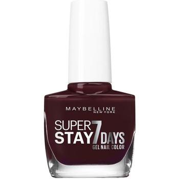 Bellezza Donna Smalti Gemey Maybelline B3273300 Rosso