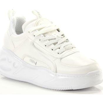 Scarpe Donna Sneakers basse Buffalo Flat Smpl 2 0 Bianco