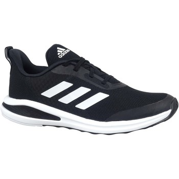 Scarpe Unisex bambino Running / Trail adidas Originals Fortarun Nero