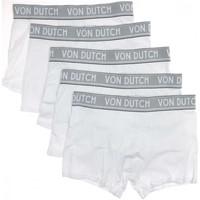 Biancheria Intima  Uomo Boxer Von Dutch VD/BCX5/ORIG2 Bianco