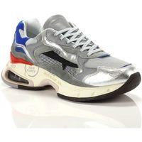 Scarpe Uomo Sneakers basse Premiata Sharky 43 Grigio