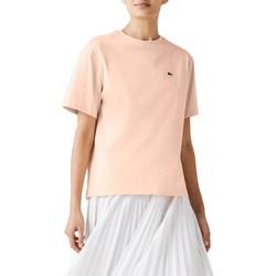 Abbigliamento Donna T-shirt maniche corte Lacoste tf5441 nd
