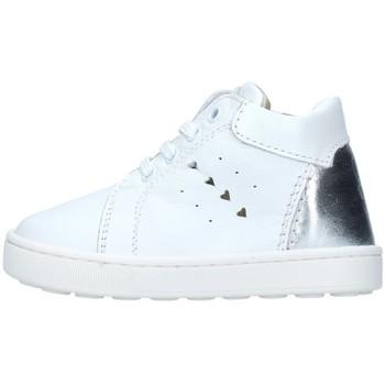 Scarpe Bambina Sneakers alte Balducci CITA4607 BIANCO
