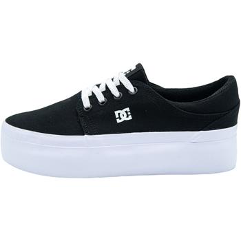 Scarpe Donna Sneakers DC Shoes Trase Platform Nero