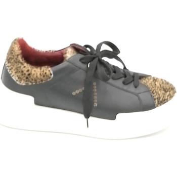 Scarpe Donna Sneakers basse Ed Parrish CV01 Nero-maculato