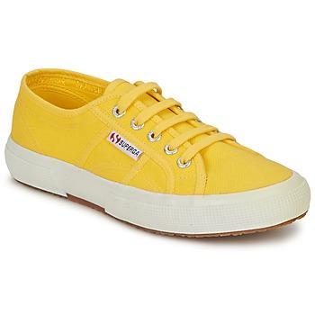 Scarpe Donna Sneakers basse Superga 2750 CLASSIC Giallo