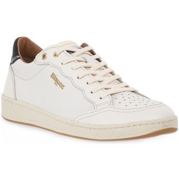 Scarpe Uomo Sneakers basse Blauer WHI MURRAY Bianco