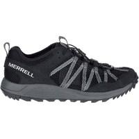 Scarpe Uomo Sneakers basse Merrell Wildwood Aerosport Grigio