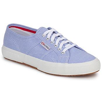 Scarpe Sneakers basse Superga 2750 COTUSHIRT Blu / CLAIR