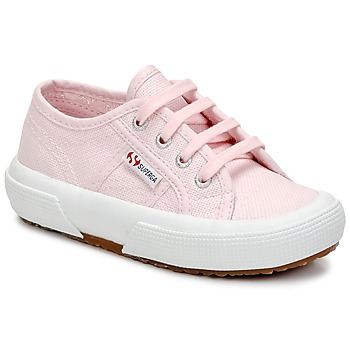 Scarpe Unisex bambino Sneakers basse Superga 2750 KIDS Rosa
