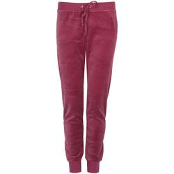 Abbigliamento Donna Pantaloni da tuta Juicy Couture  Rosso