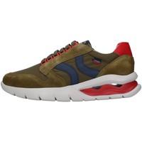 Scarpe Uomo Sneakers basse CallagHan 45403 MARRONE