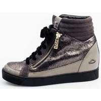 Scarpe Donna Sneakers alte Guardiani ATRMPN-25594 Marrone
