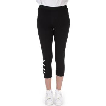 Abbigliamento Donna Leggings Dsquared2 Underwear D8N473450 Nero