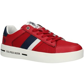 Scarpe Uomo Sneakers basse U.s Polo Assn VEGA4141S1 Basse Uomo RED RED