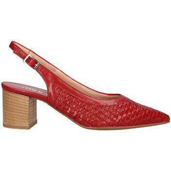 Scarpe Donna Décolleté Paola Ghia 8684 Decollete' Donna Rosso Rosso