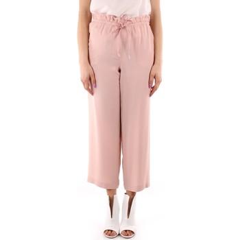 Abbigliamento Donna Pantaloni morbidi / Pantaloni alla zuava Marella GIADA ROSA