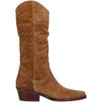 Scarpe Donna Stivali Dakota Boots DKT67 MARRONE