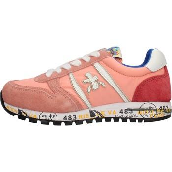 Scarpe Bambina Sneakers basse Premiata - Sneaker rosa 12-38004 ROSA
