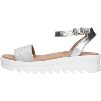 Scarpe Donna Sandali Twin Set - Sandalo argento 211GCJ100 ARGENTO