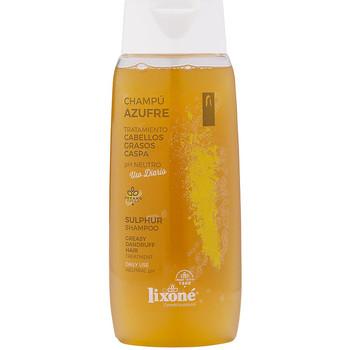Bellezza Shampoo Lixone Azufre Champú Antigrasa Anticaspa Vegano  250 ml