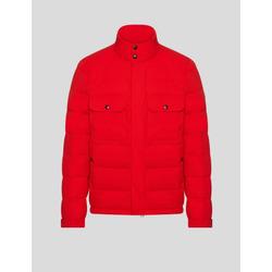Abbigliamento Uomo Piumini Woolrich ATRMPN-25643 Rosso