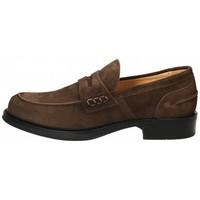 Scarpe Uomo Mocassini Bryan Shoes Mocassino in camoscio Testa Moro Altri