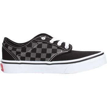 Scarpe Bambino Sneakers basse Vans - Yt atwood nero/bco VN000KI537L1 NERO