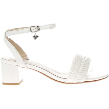 Scarpe Donna Sandali Braccialini Tua 37 BI-UNICA - Sandalo legato c  Bianco