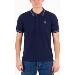 Abbigliamento Uomo Polo maniche corte Fila 687656 170-UNICA - Polo Matcho  Blu