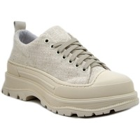 Scarpe Donna Sneakers basse Osvaldo Pericoli Sneaker beige