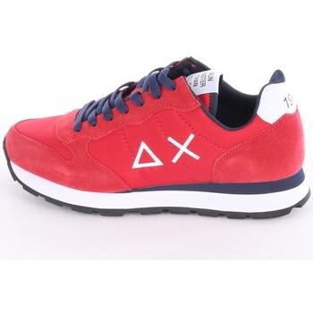 Scarpe Uomo Sneakers basse Sun 68 Scarpe Z31101 Basse Uomo Rosso Rosso