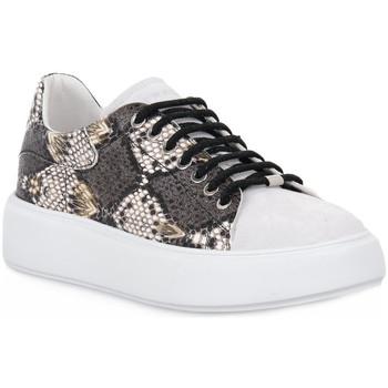 Scarpe Donna Sneakers basse Frau NERO NAPPA Nero