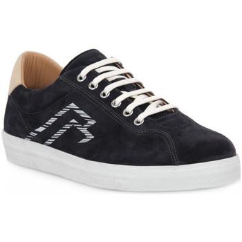 Scarpe Uomo Sneakers basse Frau AMALFI BLU LATTE Blu