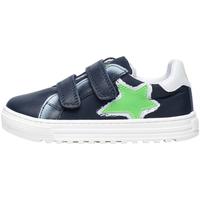 Scarpe Unisex bambino Sneakers Naturino 2015163 01 Blu