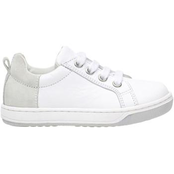 Scarpe Unisex bambino Sneakers basse Naturino 2013672 04 Bianco