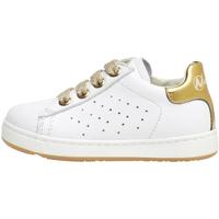 Scarpe Unisex bambino Sneakers basse Naturino 2013500 02 Bianco