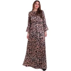 Abbigliamento Donna Vestiti Jijil JPI19AB289 Nero