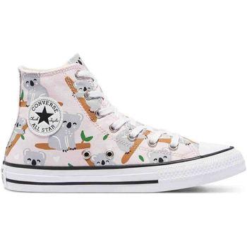 Scarpe Unisex bambino Sneakers Converse 671100C Rosa
