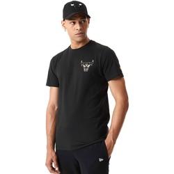 Abbigliamento Uomo T-shirt maniche corte New-Era 12590868 Nero