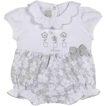 Abbigliamento Unisex bambino Tuta jumpsuit / Salopette Chicco 09050855000000 Bianco