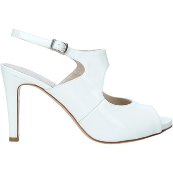 Scarpe Donna Sandali Melluso HS824 Bianco