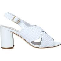 Scarpe Donna Sandali Melluso HS536 Bianco
