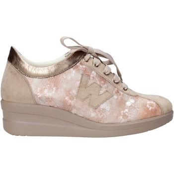 Scarpe Donna Sneakers Melluso HR20128 Beige