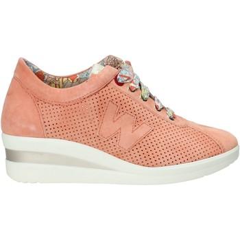Scarpe Donna Sneakers Melluso HR20110 Arancio