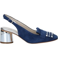Scarpe Donna Sandali Melluso HM108 Blu