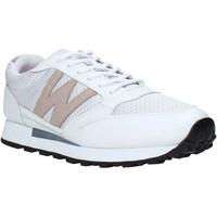 Scarpe Uomo Sneakers Melluso U93200X Bianco