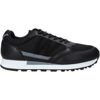 Scarpe Uomo Sneakers Melluso U93200X Nero