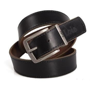 Accessori Uomo Cinture Lois Reversible Leather Revers.Negro-marrone