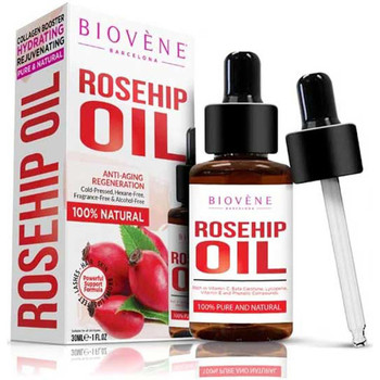 Bellezza Donna Antietà & Antirughe Biovène Rosehip Oil Anti-aging Regeneration 100% Pure  30 ml